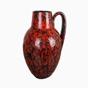 Vintage Fat Lava Modell 270-38 Vase von Scheurich