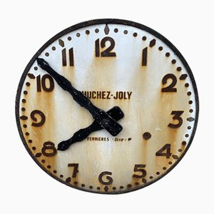 Vintage Decorative Clock Face