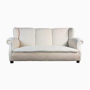 Wingback Sofa, 1920s