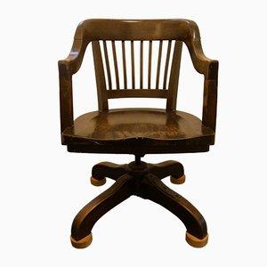 Chaise Pivotante de Gunlocke, années 50