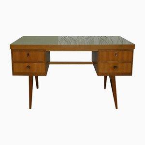 Mid-Century Schreibtisch von Eka Werke Horn, 1950er