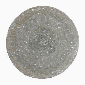 Applique Bubble Vintage en Verre et Métal de Doria Leuchten