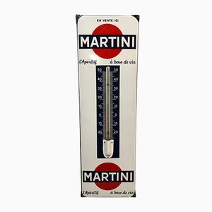 Enamel Martini Thermometer from Vox, 1950s