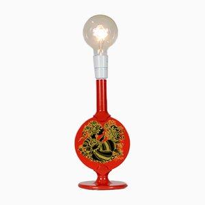 Mid-Century Tischlampe von Bjørn Wiinblad für Lyfa
