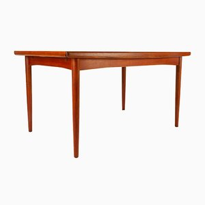 Vintage Danish Teak Dining Table from Skovby, 1960s