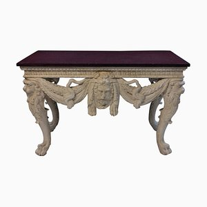 Grande Table Console Ancienne, années 10