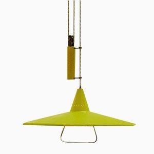 Lámpara de techo vintage de Arredoluce
