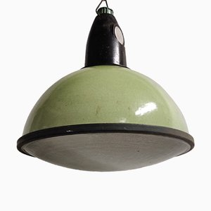 Industrial Pendant Lights, 1960s