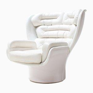 Club chair Mid-Century di Joe Colombo per Comfort Italy, anni '60