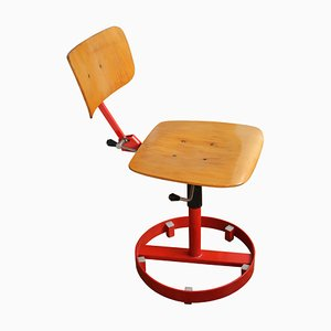 Industrial Swivel Chair, 1970s