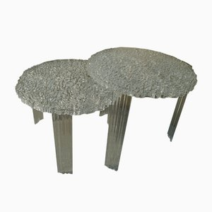 Coffee Tables by Patricia Urquiola for Kartell, 2000s, Set of 2