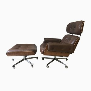 Mid-Century Lounge Chair from Martin Stoll