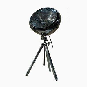 Lámpara de pie trípode de Norton Commando, años 60