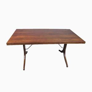 Mid-Century Swedish Rosewood Extendable Dining Table by David Rosén, 1950s