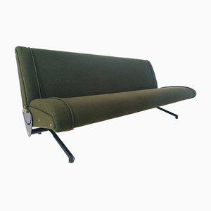 Canapé Modèle D70 par Osvaldo Borsani pour Tecno, années 60