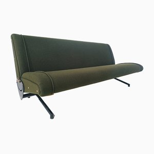Modell D70 Sofa von Osvaldo Borsani für Tecno, 1960er