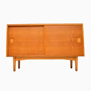 Elm and Walnut Sideboard, 1950s