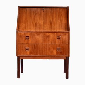 Danish Teak Secretaire from Tibergaard, 1960s
