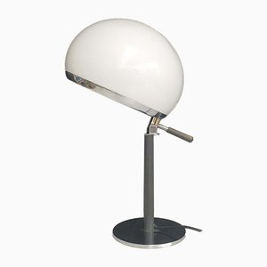 Italian Plexiglass Table Lamp, 1970s