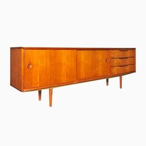 Vintage Danish Teak Cabinet, 1960s