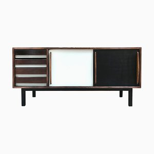 Buffet in teak di Charlotte Perriand, anni '50