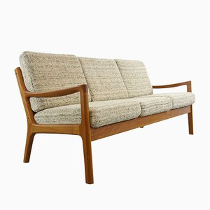 Danish Teak Senator Sofa by Ole Wanscher for Cado, 1960s