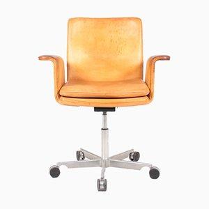 Mid-Century Danish Desk Chair by Jørgen Rasmussen for Kevi A/S, 1950s