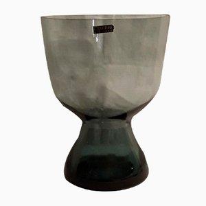 Vase Vintage en Verre de WMF, années 60