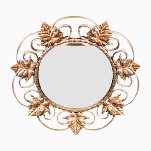 Specchio rotondo vintage