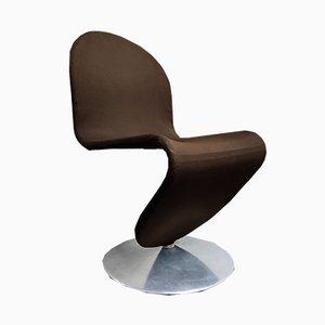 Modell 123 Sessel von Verner Panton für Fritz Hansen, 1970er