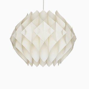 Danish Butterfly Acrylic Pendant Lamp by Shiøler for Hoyrup lighting, 1960s