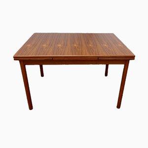 Mid-Century Teak Extendable Dining Table