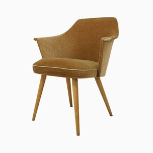 Mid-Century Model 678 Lounge Chair by Eddie Harlis for Thonet