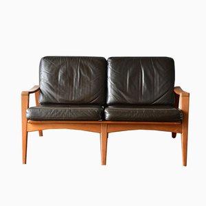 Canapé par Arne Wahl Iversen pour Komfort, Danemark, années 60