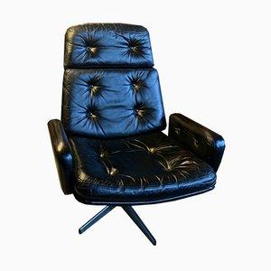 Mid-Century Danish Swivel Chair