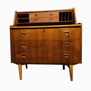 Secretaire by Egon Ostergaard for MSI, 1950s