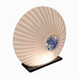 Lampe de Bureau en Verre par Carlo Nason, années 70