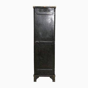 Vintage Industrial Cloakroom