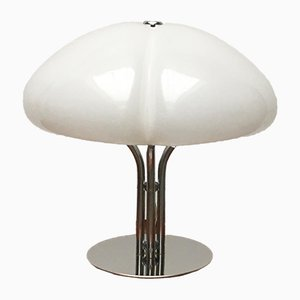 Mid-Century Quadrifoglio Table Lamp by Harvey Guzzini, 1970s