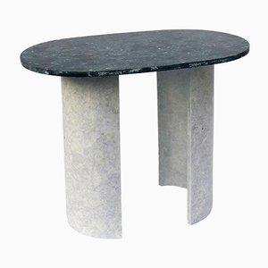 Tavolino da caffè in cotone e denim di Matteo Fogale e Laetitia de Allegri