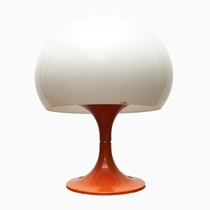 Mid-Century Italian Table Lamp by Harvey Guzzini for Guzzini, 1970s