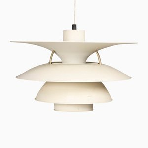 Vintage Model PH 5-4 Pendant Lamp by Poul Henningsen for Louis Poulsen