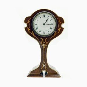 Antique Art Nouveau Clock, 1900s