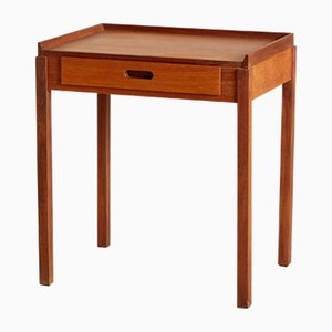 Danish Teak Nightstand, 1960s