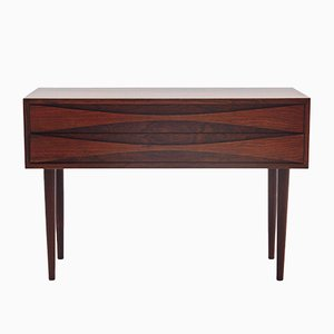Rosewood Nightstand by Niels Clausen for NC Mobler, 1960s