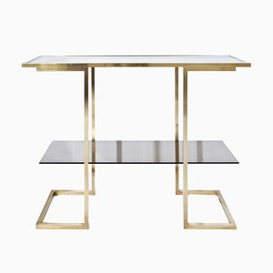 Vintage Console Table by Romeo Rega, 1970s
