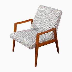 Sessel aus Buche, 1950er