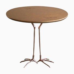 Table d'Appoint Trace par Meret Oppenheim pour Cassina, 1939