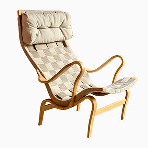 Lounge Chair by Bruno Mathsson for Dux, 1970s