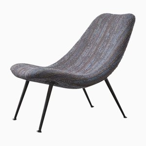 Mid-Century Modell 122 Sessel von Theo Ruth für Artifort, 1950er